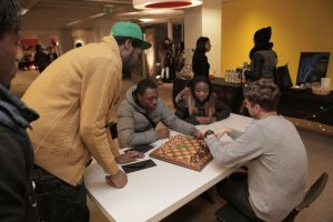 creatives and chess